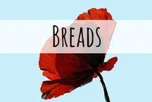 Breads / Mmmmm, carbs. Breads breads breads. Lots of recipes here.