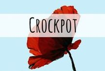 Crockpot / Crock pot ideas. Crockpot recipes and tips and tricks.