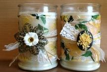 Craft ideas / Craft ideas, created crafts, #TBCcrafters / by Rose Powell