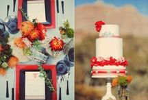 Wedding ~Red~ / by GreenPoppies .