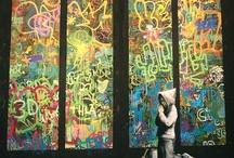 | Street Art | / Have fun.. Pin what you like