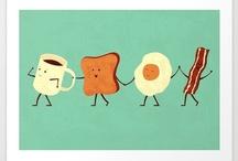 Startin' the morning off right - Breakfast