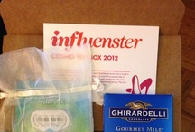 Influenster Cosmo Voxbox 2012 / by Jackie Leung