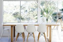 kitchen : dining / by Jennifer Liebe