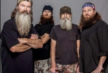 DUCK DYNASTY!!!!!!! / by Betty Berry