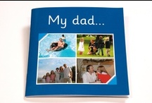 For Father's day... / Gift and card ideas for those who want some inspiration for Father's Day or Dad's birthday. We've also found some great images ... enjoy! / by love2read books