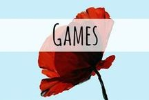 Games, Games, Games! / Our family is board game obsessed. Here you will find game recommendations and activities for your family.