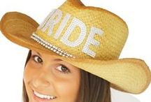 Texas Bachelorette Party / Everything you need for a Texas or Southern style Bachelorette Party Y'all!