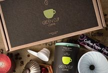 Coffee Gifts / by GREEN CUP COFFEE