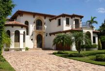 Architecture | SCR. / Spanish Colonial Revival homes and style of Los Angeles