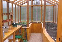 Outside | Greenhouses.