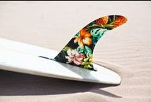 Surf & SUP / // surfing & paddle boarding //