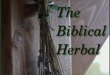 Biblical Herbalism / Holistic herbalism Deeply Rooted in the Word of God