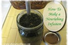 Herbal Remedies / Recipes for Herbal Remedies