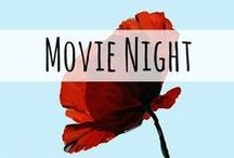 Family Movie Night! / Here are some tips for making family movie night educational AND fun. Start your own film reviews. How many stars does each family member give a movie and why??