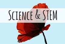 Science, STEM, STEAM, Maker Spaces, & Tinkering / Science, STEM, STEAM, tinkering, and maker space ideas and activities for your classroom or homeschool.