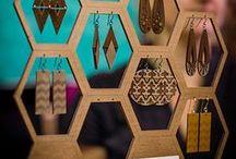 Stand - Salon / Des idées d'agencement, de décoration de stand, de présentation de produits