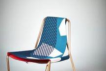 Chaises et Fauteuils / De pat leurs formes, leurs couleurs, leurs styles, je verrais bien ses assises chez moi!