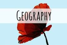 Geography / Geography lessons, tips, tricks, ideas, and inspiration for your homeschool or classroom.