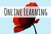 Online Learning, Computer Science & Technology / All my tech pins related to computer science for your homeschool or classroom or family, from coding to scratch to minecraft to design.