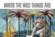 Where the Wild Things Are by Maurice Sendak / Activities, links, articles, DIYs, lessons, crafts, and more all based on the book Where The Wild Things Are by Maurice Sendak, as part of the Family Book Club at My Little Poppies. my-little-poppies.com / by Cait Fitz @ My Little Poppies