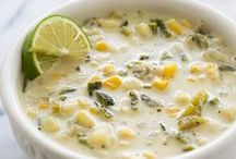 Eat | Soups & Stews. / Stocks, soups, stews, chowders, chilis, posoles, and more!
