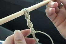 Do | Fiber Art. / Sew, quilt, knit, crochet, macrame.