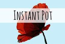 Instant Pot Ideas / recipes for our new instant pot!