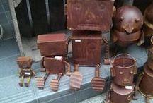 Roboter DIY & Bastelideen