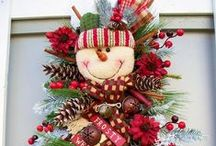 Christmas Decor/Gifts/Ideas / by Lexie Barber
