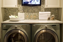 Laundry Room Ideas / by Darlene Perry