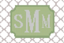 Modern Cross Stitch, Embroidery, Needlework / A collection of #diy #cross_stitch #patterns, #embroidery #needlework #countedcrossstitch #moderncrossstitch #xstitch  #crossstitch