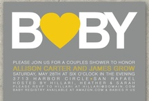 Event: Baby Showers / by Ashley Bryant