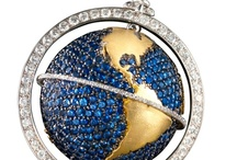 Think Global / Globes and world maps / by Bobbie