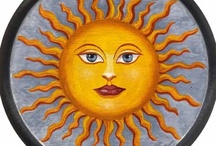 Here Comes the Sun / Things with a sun motif.