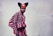 Africana / Ethnic Style / by Lakiba Pittman