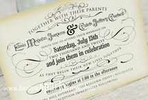 You are coordially invited...