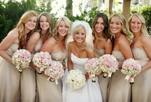 Neutral yet sweet / Are you that bride that loves neutral, subtle tones? Here is some inspiration for you.
