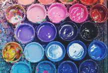 : Palettes : / Colour me happy...