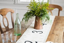 : Styling : / Ideas for finishing touches...