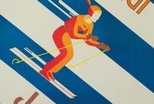Ski Posters / by Bobbie