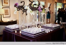 You may be seated / Unique and creative ways for your guests to find their seating.