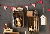 : Children's Bedroom : / Preparing the nest...