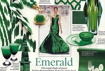 2013 Color of the Year-Emerald Green