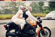 And they're off: The Wedding Getaway