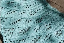 Knit/Crochet Shawls & Cowls / knit & crochet patterns for shawls, scarves, & cowls