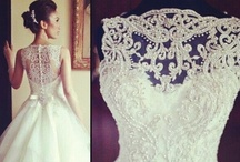 Lovely in Lace / There is something about lace that embodies delicate and dainty.