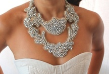 Making a statement! / Make a statement on your wedding day!