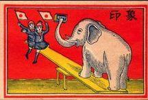 Matchbox Art: Animals