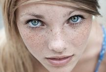 Girls with Freckles  / by Heath Dorminey